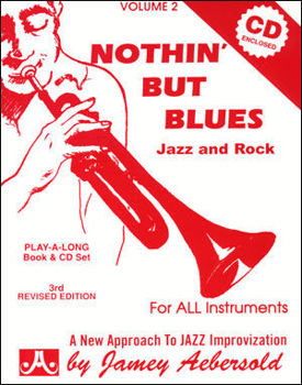 Picture of AEBERSOLD 002 NOTH.BUT BLUES+CD(gratuit)