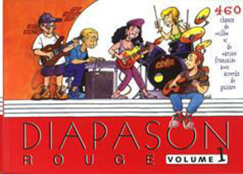 Picture of DIAPASON ROUGE V1