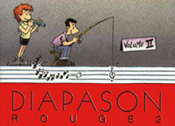 Picture of DIAPASON ROUGE V2
