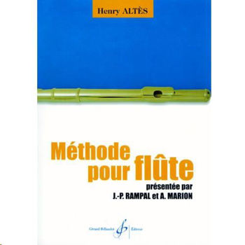 Picture of ALTES Methode pour Flute Traversière (Rampal)