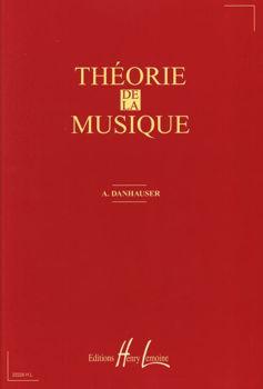 Picture of DANHAUSER THEORIE DE LA MUSIQUE