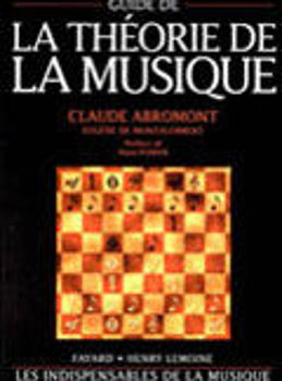 Picture of ABROMONT GUIDE DE THEORIE de la musique