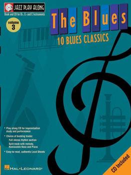 Image de Jazz Play Along V03 THE BLUES BK+CDgratuit