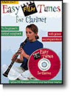 Picture of EASY FILM TUNES CLARINET+CD gratuit