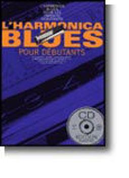 Image de L'HARMONICA BLUES Debutant. Book+CDgratuit
