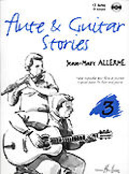 Picture of ALLERME FL GUIT STORIES V3 +CDgratuit Flute Traversière