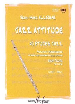 Picture of ALLERME JAZZ ATTITUDE V1 +CDgratuit Flute Traversière