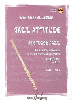 Picture of ALLERME JAZZ ATTITUDE V2 +CDgratuit Flute Traversière