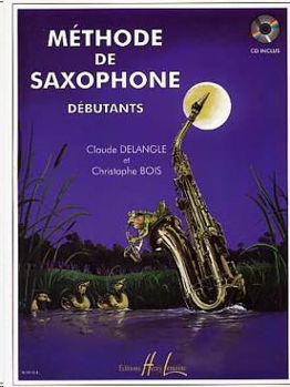 Picture of DELANGLE/BOIS Methode Saxophone DEBUTANT V1 +CDgratuit