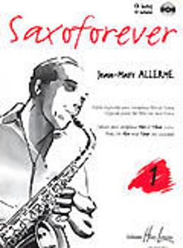 Picture of ALLERME SAXO FOREVER V1 Saxophone Piano +CDgratuit