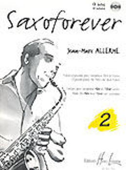 Picture of ALLERME SAXO FOREVER V2 Saxophone Piano +CDgratuit