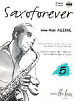 Picture of ALLERME SAXO FOREVER VOL5 Saxophone +CDgratuit