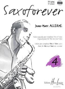Picture of ALLERME SAXO FOREVER V4 Saxophone +CDgratuit