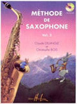 Picture of DELANGLE Methode Saxophone V2 Gratuit