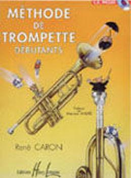 Image de CARON Méthode de Trompette + CD
