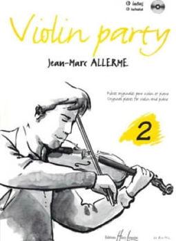 Image de ALLERME VIOLIN PARTY V2 +CDgratuit Violon