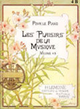 Picture of PLAISIRS DE LA MUSIQUE VOL 4B Piano