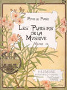 Picture of PLAISIRS DE LA MUSIQUE VOL 3A Piano