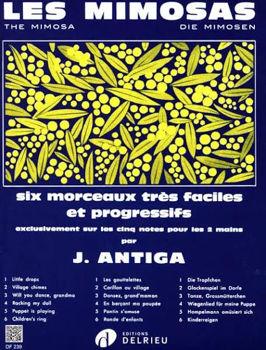 Image de ANTIGA LES MIMOSAS 6 MORC FAC & PRO Piano