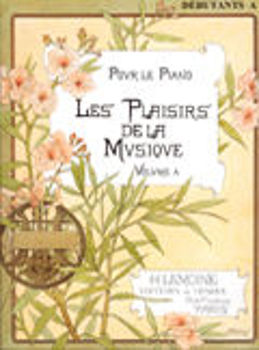 Picture of PLAISIRS DE LA MUSIQUE DEBUTANT A Piano