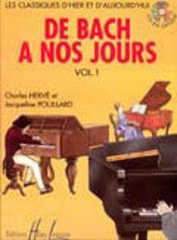 Image de DE BACH A NOS JOURS V1A Piano
