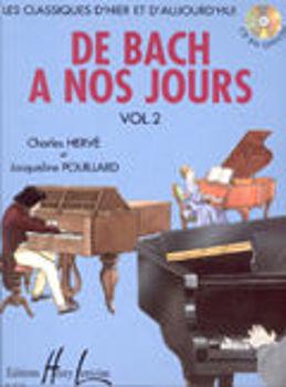 Image de DE BACH A NOS JOURS V2 Piano