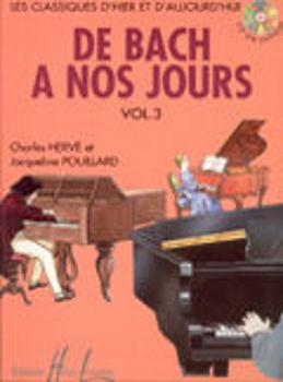 Image de DE BACH A NOS JOURS V3A Piano