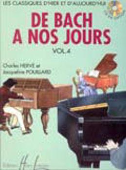 Image de DE BACH A NOS JOURS V4A Piano