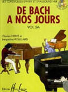 Image de DE BACH A NOS JOURS V5A Piano
