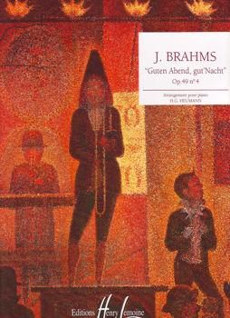 Image de BRAHMS BERCEUSE OP49/4 Piano