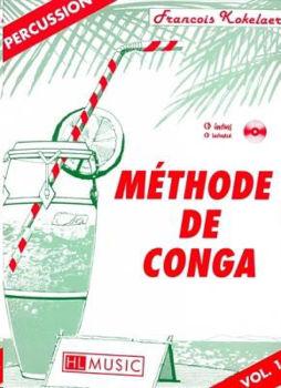 Image de KOKELAERE METHODE CONGAS VOL1+CDgratuit