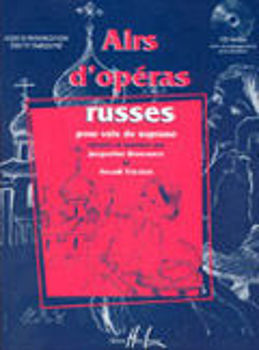 Picture of AIRS OPERAS RUSSES +CD SOP