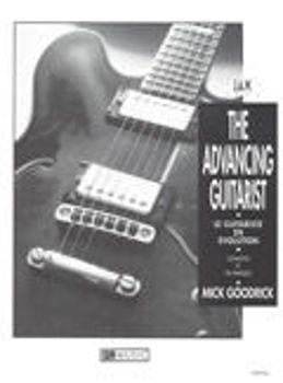 Image de GOODRICK ADVANCING GUITARIST.FR. Guitare Tablature jazz
