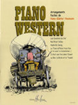 Picture of HEUMANN PIANO WESTERN Piano