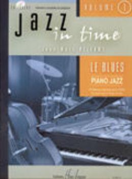 Image de ALLERME JAZZ IN TIME 1 BLUES +CDgratuit Piano