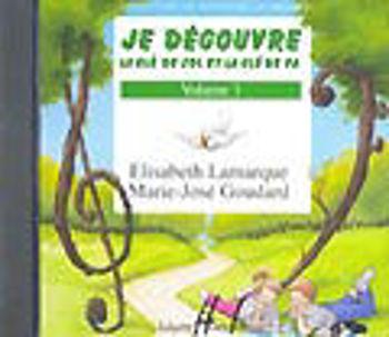 Image de CD LAMARQUE Je Decouvre SOL&FA V3 CD