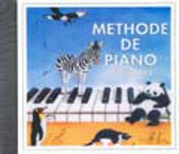 Image de CD HERVE POUILLARD Methode PIANO LE CD