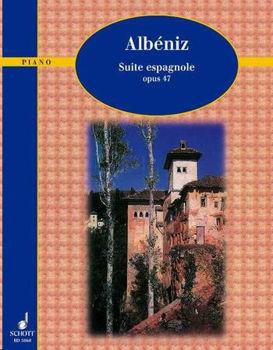 Picture of ALBENIZ SUITE ESPAGNOLE OP47 Piano