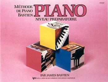 Image de BASTIEN Methode Piano Preparatoire livre