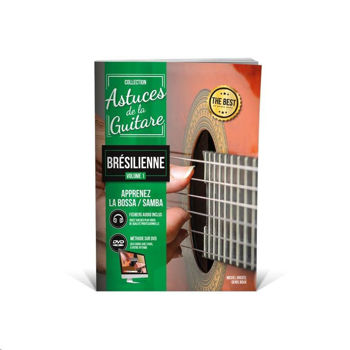 Picture of ASTUCES GUITARE BRESIL VOL1 +DVD+Fichiers audios inclus