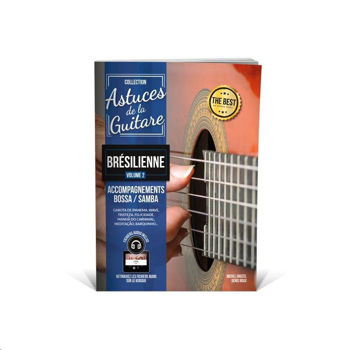 Picture of ASTUCES GUITARE BRESIL VOL2 +Fichiers audios inclus