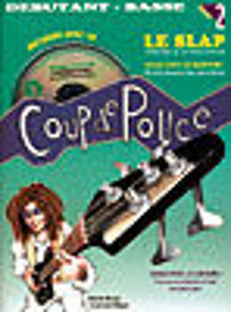 Picture of Coup de Pouce BASSE VOL 2 Methode +CDgratuit Tablature