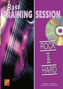 Picture of BASS TRAINING SESS.ROCK AND HARD +CDgratuit Guitare Tablature