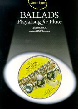 Picture of GUEST SPOT BALLADS  Flute Traversière.+CDgratuit