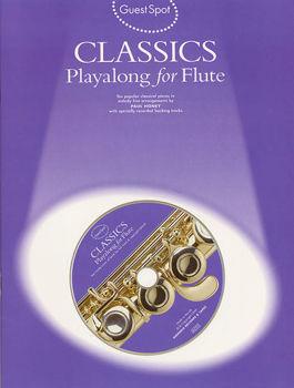 Picture of GUEST SPOT CLASSICS Flute Traversière +CDgratuit