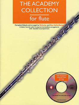 Picture of ACADEMY COLLECTION Flute Traversière +CDgratuit