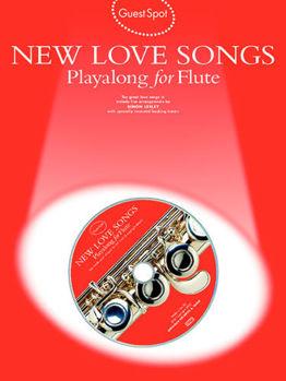 Picture of GUEST SPOT NEW LOVE SONGS Flute Traversière +CDgratuit