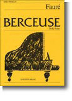 Picture of FAURE BERCEUSE EASY Piano