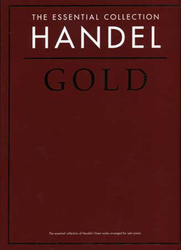 Picture of HAENDEL GOLD THE ESSENTIAL Collection Piano dernier exemplaire