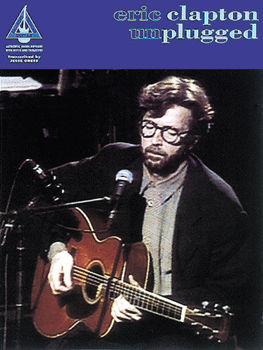 Picture of CLAPTON UNPLUGGED Guitare Tablature